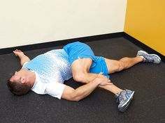 5 Essential Post Match Stretches for Tennis Players