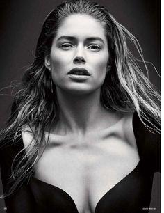 Doutzen Kroes for Vogue Germany March 2013