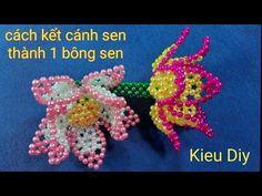 Pearl Crafts, Beaded Crafts, Beading Projects, Beading Tutorials, Beaded Earrings, Beaded Jewelry, Christmas Tree Beads, Earring Tutorial, Bead Weaving