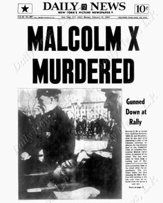 an overview of black supremacy by malcolm x Black nationalism: black nationalism  the widespread distribution of his life story— the autobiography of malcolm x  you can make it easier for us to review.