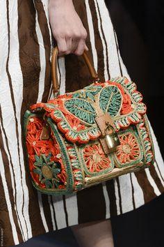 Dolce and Gabbana S/S 2013 bag <3