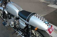 BMW R100RS cafe racer   Bike EXIF   Classic motorcycles, custom motorcycles and cafe racers