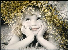 Girl with flowers in hair (Garota com flores no cabelo) Islam, Music Is My Escape, Divine Mother, World Music, Belle Photo, Flowers In Hair, Color Splash, Cute Kids, Your Hair