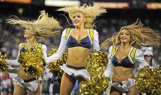 San Diego Chargers' cheerleaders