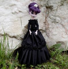 Gothic aristocrat princess - dress for MH and EAH