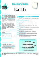 Earth | KIDS DISCOVER