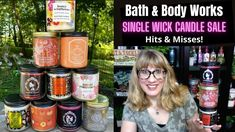 Ashland Candles, Body Works, It Works, Candles For Sale, Holiday Candles, Bath And Bodyworks, Pomegranate, Harvest, Wicked