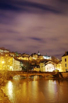 Luxembourg. I can't wait to go here in less than a month