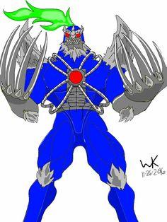 doomsday(dc comic)/warblade(wildc.a.t.s,wildstorm/image comic)