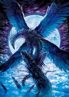 Beautiful pictures of dragons Dragon art and drawings Dark Fantasy Art, Fantasy Artwork, Mythical Creatures Art, Mythological Creatures, Magical Creatures, Fantasy Monster, Monster Art, Photo Dragon, Fantasy Beasts