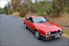 My Alfa Romeo GTV6