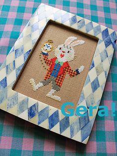 2014年07月 : G e r a ! - White Rabbit