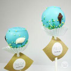 Cake Pop Aquarium