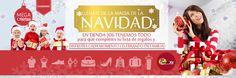 Ven y descubre todo lo nuevo, regala emociones. Llenate de la magia de la NAVIDAD. Visita: www.tienda306.com  :: Ven y compra los regalos de navidad, 30% OFF juguetes ::