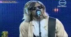 Este video grabado en Perú despertó teoría de que Kurt Cobain el líder de Nirvana aún está vivo