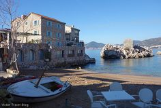 Again in Budva Old Town or Mild Winter on the Adriatic Shore Fishing Villages, Bosnia, Happy People, Montenegro, Old Town, The Locals, Palm Trees, Travel Ideas, Night Life