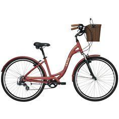 Bicicleta Caloi Konstanz - Quadro em Alumínio - V-Brake - Aro 700