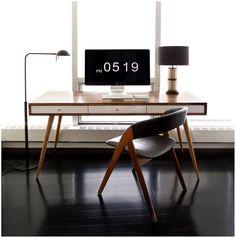Mid Century Modern Computer Desk