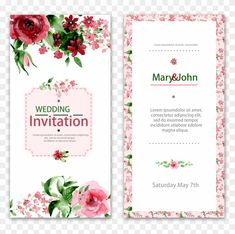 Watercolor Wedding Invitations, Floral Invitation, Invitation Cards, Lace Wedding Invitations, Birthday Invitations, Wedding Cards, Mary John, Rose Family, Wedding Save The Dates