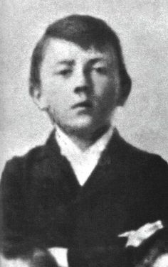 "Adolf Hitler as a child The name ""Adolph"" means ""noble wolf"" (we all know how Hitler lived up to his name). His headquarters were also named ""Wolf's Lair"" and ""Wolf's Headquarters"" and he named his beloved German shepherd ""Wolf."""