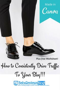 The tips you're about to see are super basic but works great and are super effective in driving consistent traffic to your blog over and over again.