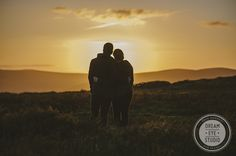 #engagement #photography #sunset #ireland #dreameyestudio