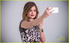 Sasha Pieterse & Lucy Hale Get Steamy New Posters for 'Pretty Little Liars' - See Them All Here!: Photo #906785. How hot are the new individual posters for the Pretty Little Liars stars?!    Looks like that five year jump did Aria (Lucy Hale), Spencer (Troian Bellisario), Alison…