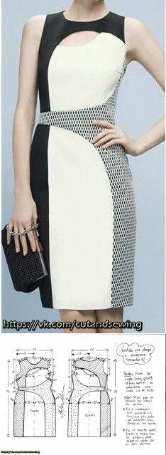 36-56 sewing pattern clothes...<3 Deniz <3