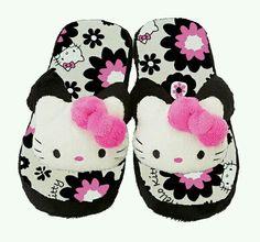 I wish for Hello Kitty Hello Kitty Bathroom, Hello Kitty Rooms, Sanrio Hello Kitty, Sock Shoes, Cute Shoes, Christmas Presents For Kids, Cute Slippers, Girls Slip, Hello Kitty Wallpaper