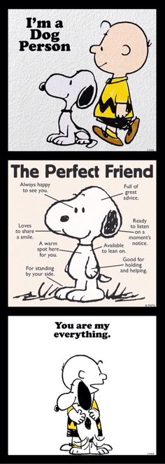 'Friends for Life', Charlie Brown and Snoopy.