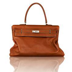 Hermès Relaxed Kelly Bag