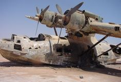 The Abandoned Catalina Plane in Saudi Arabia – Decaying Through the Sands of Time – Abandoned Playgrounds