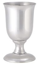 Woodbury Pewter Captain's Goblet - 11 oz - Pewter Goblets - Thomas Dale Co - Pewter Gift Store $63.50