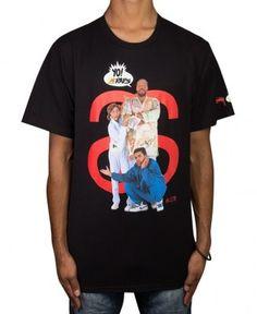Stussy - MC Lyte T-Shirt - $28