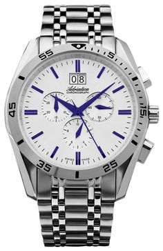 Часы Adriatica A8202.51B3CH Часы Pierre Ricaud P97011.52B3Q