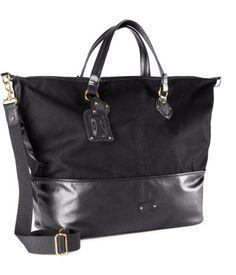 H, oversized black bag, £29.99