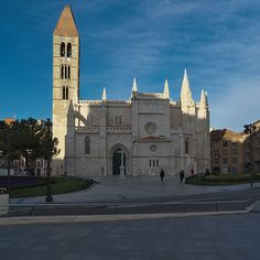 Valladolid - Santa Maria la Antigua