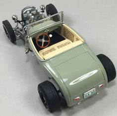 Revell 1929 Ford Model A Roadster - Under Glass - Model Cars Magazine Forum