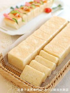 サンドイッチ弁当に♪ロングソフト食パン by かっぱ橋浅井商店 [クックパッド] 簡単おいしいみんなのレシピが223万品