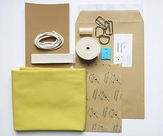 Bio-Rucksack zum Selbernähen von DIY Sewing Academy