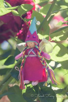 Forest Fairy Crafts - Journal