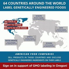 Take action with us in support of Oregon Right To Know http://oregonrighttoknow.ngpvanhost.com/form/6509398398573283072?ms=P.GA.SOC.SIGNUP #Oregon #righttoknow #labelGMOs #GMOs