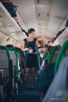 Air Koryo Air Stewardess