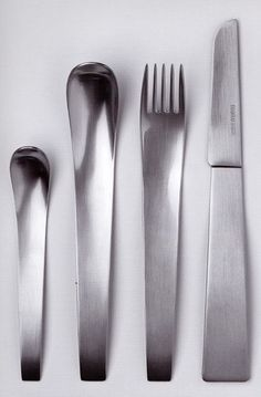 Exquisite flatware on pinterest cutlery forks and gold flatware - Funky flatware sets ...
