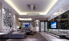 livingroom ceiling light alternatives - Google Search