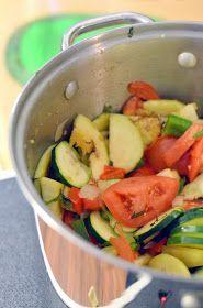 Vanishing Veggie: Arbonne Detox Day 12, 13 & 14, Ratatouille and Recap