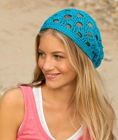 Free Crochet Pattern - My Mountain Bondi Beach Hat