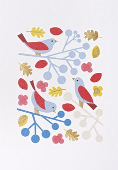 print & pattern: CARDS - nadia taylor for lagom