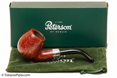 TobaccoPipes.com - Peterson Irish Made Army 68 PLIP Tobacco Pipe, $116.00 #tobaccopipes #smokeapipe (http://www.tobaccopipes.com/peterson-irish-made-army-68-plip-tobacco-pipe/)