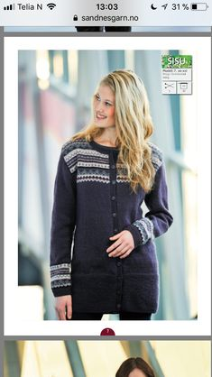 Mom, Knitting, Sweatshirts, Sweaters, Pattern, Fashion, Model, Moda, Hoodies